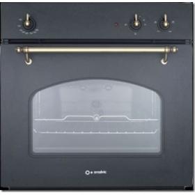 Φούρνος φυσικού αερίου, υγραερίου SMALVIC FI.R315G NERO