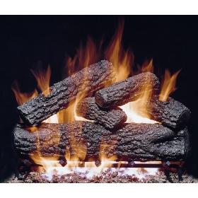 Τζάκι φυσικού αερίου υγραερίου  POST OAK
