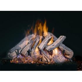 Τζάκι φυσικού αερίου WESTERN CAMPFIRE