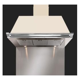 Απορροφητήρας Steel Cucine Derby