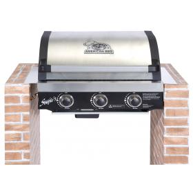 Εντοιχιζόμενη Cook Master American BBQ SIMPLE 3BI