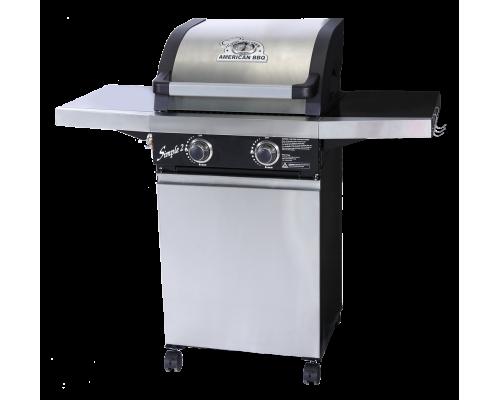 Ψησταριά αερίου Cook Master American BBQ SIMPLE 2