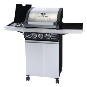 COOK MASTER AMERICAN BBQ SIMPLE 2 PLUS