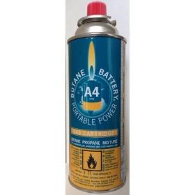 Φιαλίδιο υγραερίου  220γρ. Α4 (Μείγμα βουτανίου-προπανίου)