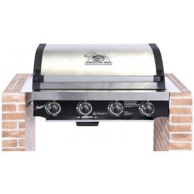Εντοιχιζόμενη ψησταριά υγραερίου Cook Master American BBQ SIMPLE 4BI