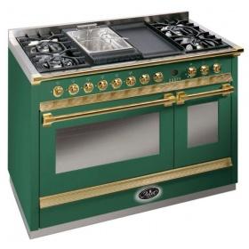 Kουζίνα αερίου μικτή Steel Cucine ASCOT