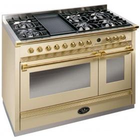 Steel cucine ascot 120 120 - Piano de cuisson semi professionnel ...