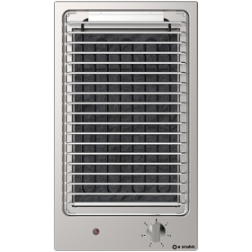 Εντοιχιζόμενη ψηστιέρα ηλεκτρική Smalvic DOM BBQ EL