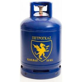 Φιάλη υγραερίου Πετρογκάζ, 10 κιλών, αγορά φιάλης και περιεχομένου