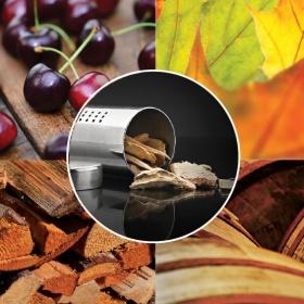 Κουτί καπνίσματος μαζί με ξύλα (σετ δοχείο & 4 διαφορετικά αρωματικά ξύλα) NAPOLEON GRILLS