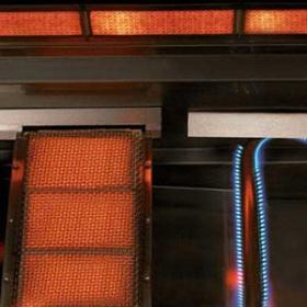 Εντοιχιζόμενη ψησταριά αερίου Napoleon Grills BILEX 605RBI