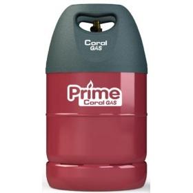 Φιάλη υγραερίου Coral Gas® Prime10 κιλών (το περιεχόμενο)