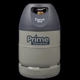 Φιάλη Προπανίου Coral Gas® Prime10 κιλών (το περιεχόμενο)