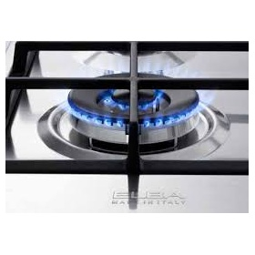 Εστία φυσικού αερίου υγραερίου, Ιταλικής κατασκευής ELBA Elio 65-445