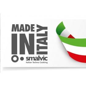Εντοιχιζόμενη εστία φυσικού αερίου υγραερίου, Ιταλική, 70 εκ. Smalvic PFΤ.70 4G 1DC VS GG