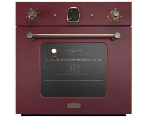 Aερόθερμος φούρνος φυσικού αερίου υγραερίου Smalvic FI.CL60 ROSSO 500